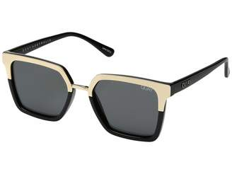 Quay x Jaclyn Hill Upgrade Sunglasses in Black/Gold Women's Style Fashion Accessory