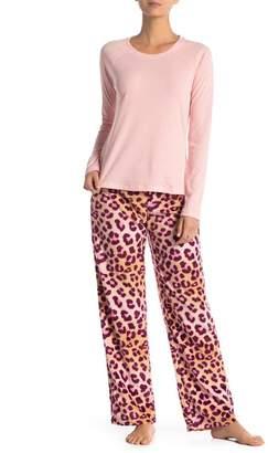 Maidenform Fleece Pajamas