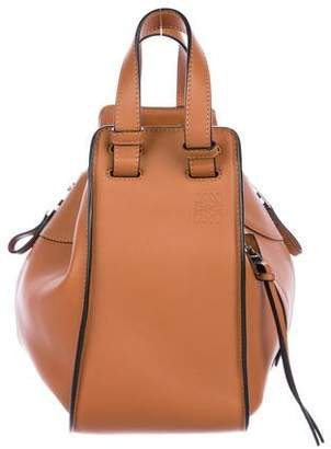 Loewe Leather Hammock Bag