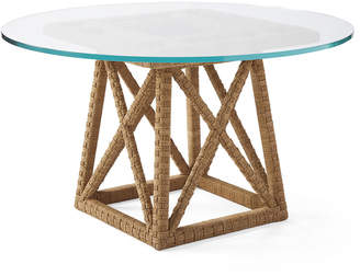 Serena & Lily Thornhill Round Dining Table