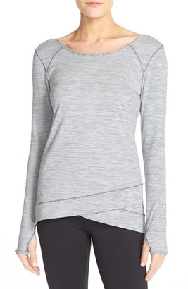 Women's Zella Layer Me Pullover $59 thestylecure.com