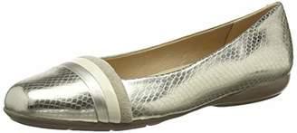 Geox Women's Annytah A Ballerina Shoe,38 M EU (8 US)