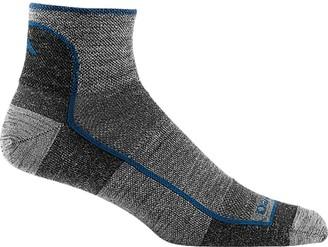 Darn Tough Merino Wool Mesh 1/4 Ultra-Light Running Sock - Men's