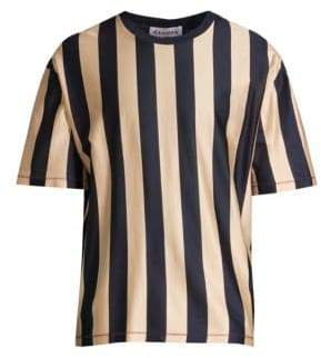 Museum Vertical Stripe T-Shirt