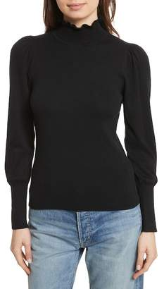 Rebecca Taylor Cozy Turtleneck Sweater
