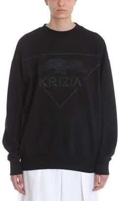 Krizia Oversized Sweatshirt