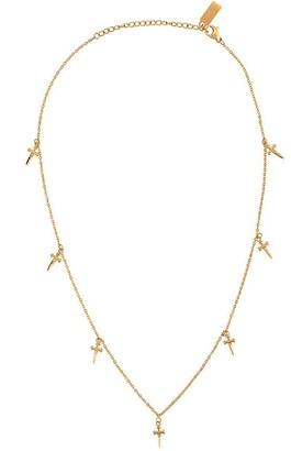 Nialaya Jewelry hanging cross necklace