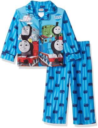 Thomas & Friends Thomas the Train Toddler Boys' 2-Piece Pajama Coat Set