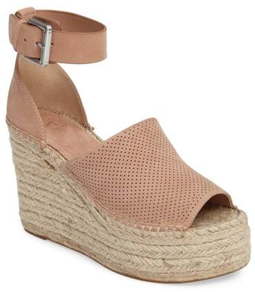 Marc Fisher LTD Adalyne Espadrille Wedge Sandal