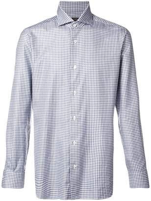 Barba plaid shirt