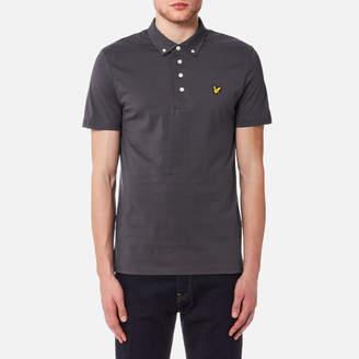 Lyle & Scott Men's Woven Collar Polo Shirt