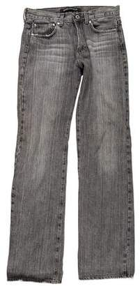 Versace Five-Pocket Bootcut Jeans