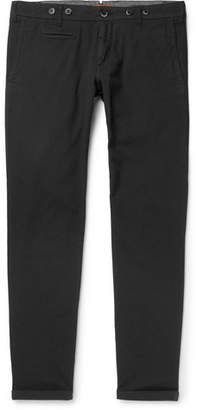 Barena Rampin Stretch-Cotton Twill Trousers
