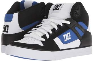 DC High-Top WC Men's Skate Shoes
