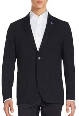 Tailorbyrd Hogarth Long Sleeve Jacket