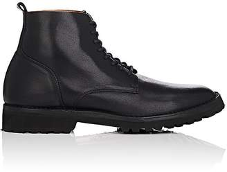 Buttero Men's Leather Lace-Up Boots