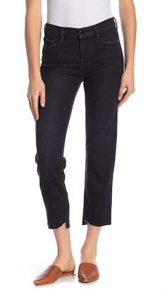 Frame Le Noveau Raw Cascade Hem Jeans