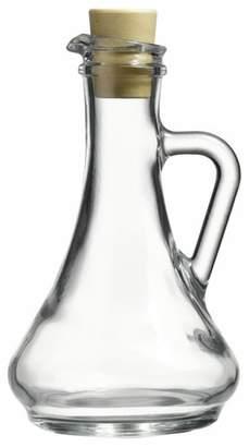 Linen Depot Direct Olivia Oil and Vinegar Glass Cruet