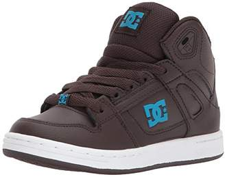 DC Youth Rebound Skate Shoes