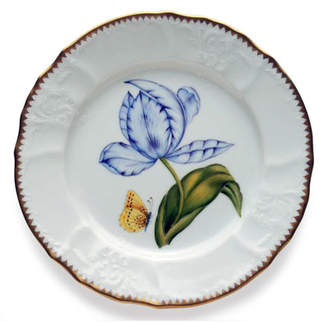 Anna Weatherley Old Master Tulips Salad Plate