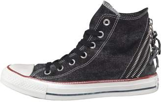 Converse Womens CT All Star Hi Triple Zip Trainers Black/White