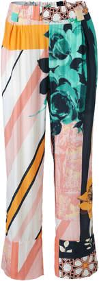 Stine Goya Vinnie Wide Leg Floral Pant