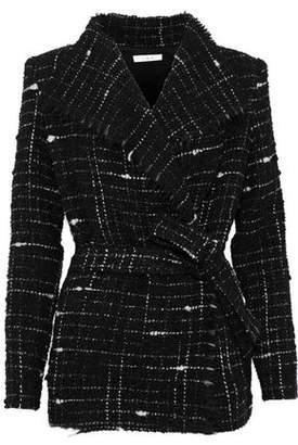 IRO Quinet Belted Bouclé-Tweed Blazer