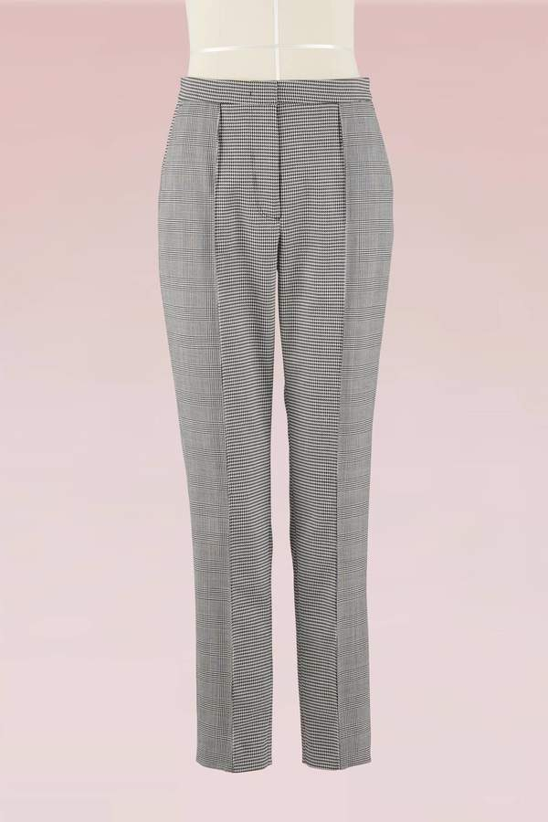 Msgm Wool Pants