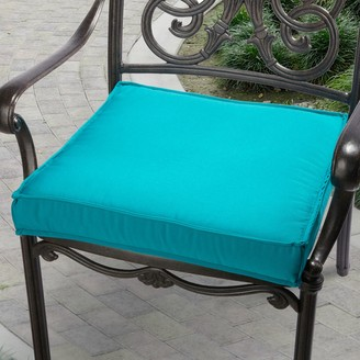 Mozaic Sunbrella 19-in. Canvas Outdoor Chair Cushion