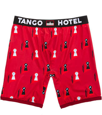 +Hotel by K-bros&Co Tango Hotel Men's Printed Boxer Briefs