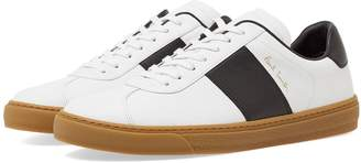 Paul Smith Levon Gum Sole Military Sneaker