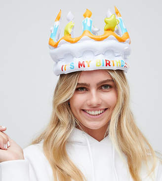 Fizz Creations Fizz inflatable birthday hat