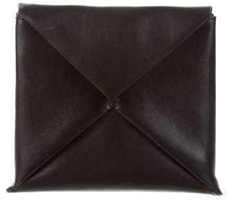 VBH Leather Envelope Clutch