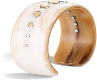 John Hardy Dot Horn Cuff Bracelet