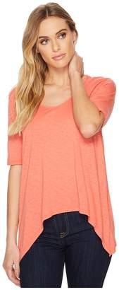 LAmade Short Sleeve Scoop T-Shirt Women's T Shirt