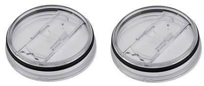 Generic 2Pcs Lid & 2Pcs Handle Suitable for YETI Rambler 30OZ Thermal Mug Light Weight