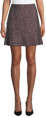 Club Monaco Alvara Tweed Short Skirt