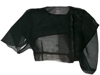 Rick Owens Swan jacket