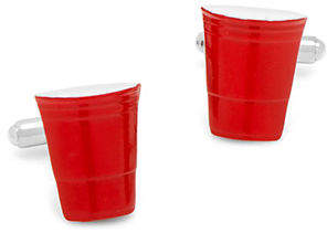 Cufflinks Inc. Party Cup Cufflinks