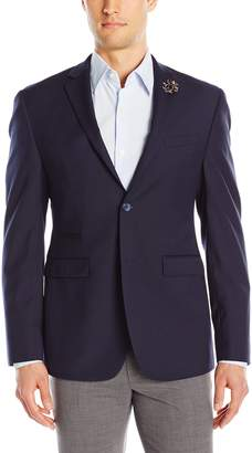Original Penguin Men's Two Button Slim Fit Blazer