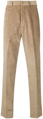 Paura loose fit corduroy trousers