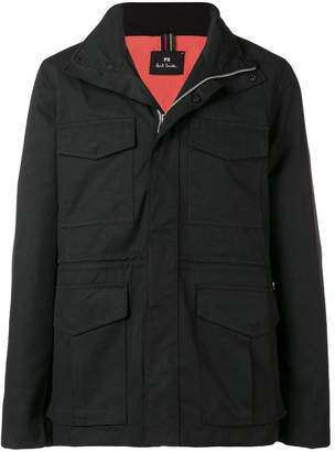 Paul Smith flap pocket jacket