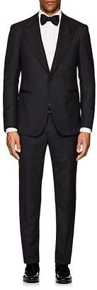 Cifonelli Men's Manhattan Wool One-Button Tuxedo