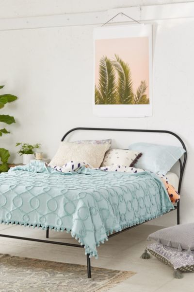 urban outfitters marcel metal bed