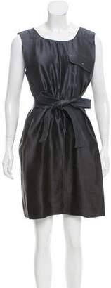 Maison Margiela Silk Ombré Dress w/ Tags