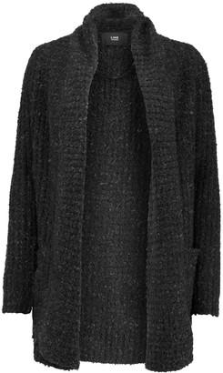 Line Miranda bouclé-knit cardigan $245 thestylecure.com