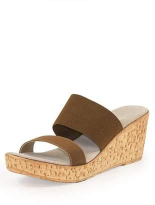 Charleston Shoe Co. LIDO WEDGE SANDAL