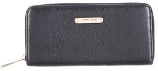 Michael Kors Leather Wallet $55 thestylecure.com