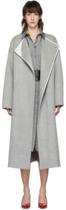 Isabel Marant Grey Felton Coat