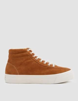 S.W.C. Varden Suede Sneakers in Tan